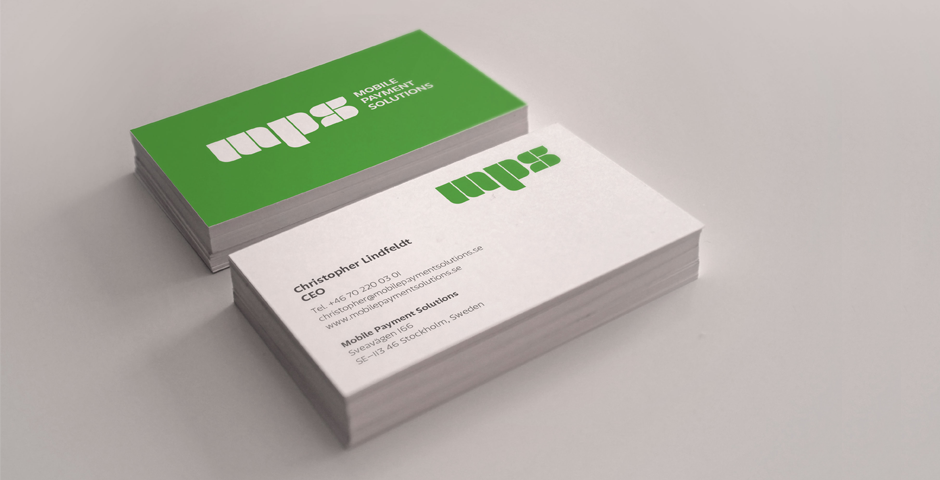 MPS Stationery Businesscard