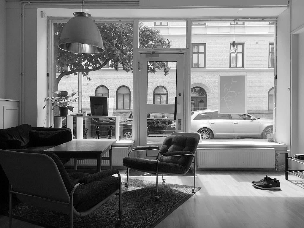 Add Studio, Brännkyrkagatan 92