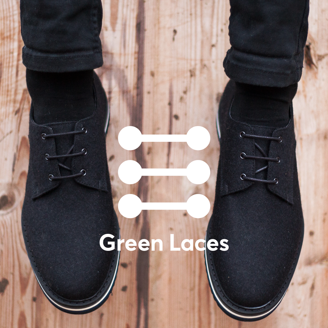 green laces logo image