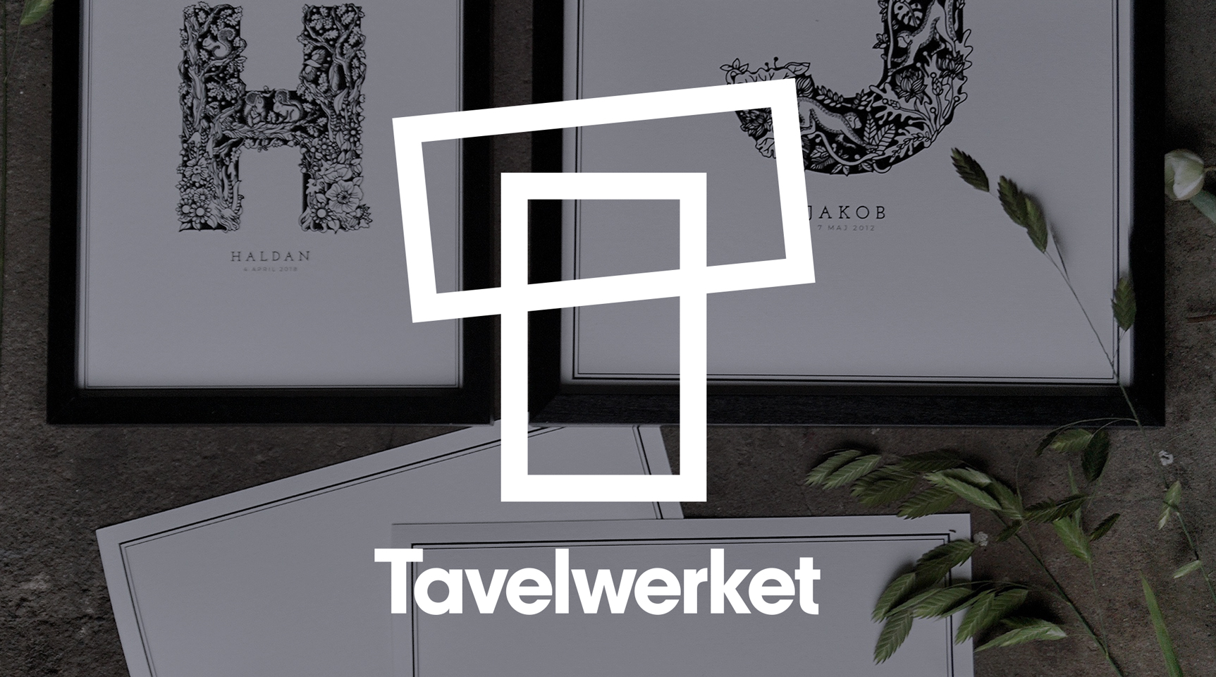 Logotype for Tavelwerket